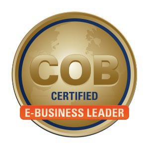 COB Certified E-Business Leader