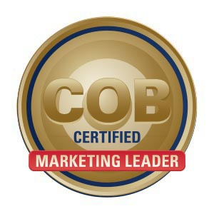 COB Certified Marketing Leader